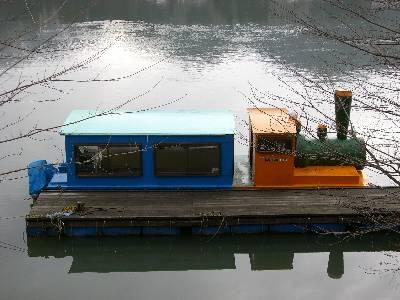 SL 型遊覧船
